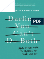 Darling, You Can't Do Both by Janet Kestin & Nancy Vonk
