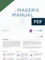 Makers Manual