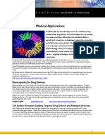 Nanotechnology Medical Applications
