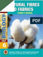 natural fibre to fabric
