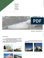 Morfologia Arquitetonica - Caderno Final