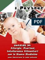Guarire Da Allergie,Psoriasi,Intolleranze Alimentari Con La Nuova Medicina
