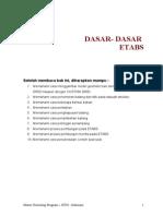 DASAR- DASAR ETABS 25.doc