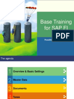 81818903 SAP FI Overview