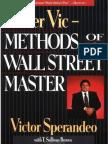 Sperandeo, Victor - Trader Vic - Methods of a Wall Street Master