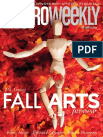 Metro Weekly - 09-11-14 - Fall Arts Preview