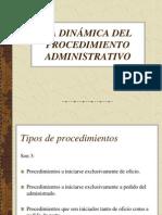 126 La Dinámica Del Procedimiento Administrativo Ok