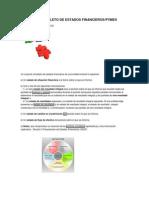 Conjunto Completo de Estados Financieros