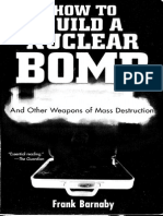 How to Build a Nuclear Bomb Nation Books [2004] Barnaby