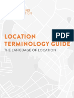 Mobile Marketing Association - Location Terminology Guide