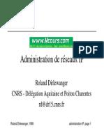 Administration de Reseaux IP