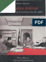 Barros. La Junta Militar