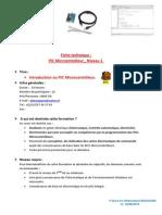 PIC Microcontrolleur_N1- Benzegane