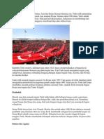 Negara Turki Melintasi Dua Benua