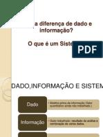 Sistemas de Informação Em Saúde - Aula 03-04 e 05