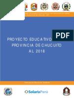 Guia Proyecto Educativo Distrital Chucuito Puno