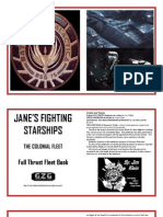 Bsg Colonial Fleet James Fighting Starships