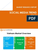 Market Research Report_Social Media