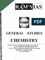 Sriram Chemistry