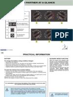 Peugeot Partner Owners Manual 2004