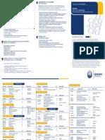 Plan de Estudios Ingeniería Quimica Industrial