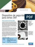 Información de Seguro de Tuerca de Rueda SKF (1)