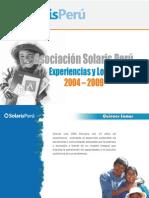 Curriculum Solaris 2004 2009