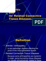 Arthritis and Related Connective Tissue Diseases