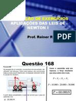 Exercícios Resolvidos - Aplicações Das Leis de Newton