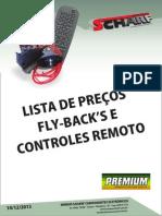 Controles e Flyback Premium