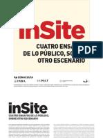 inSite Exposición Carpeta