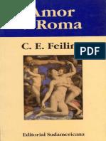 C. E. Feiling - Amor a Roma.pdf