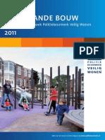Politie keurmerk veilig wonen - Bestaande bouw 2011