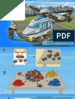 Elicottero Lego