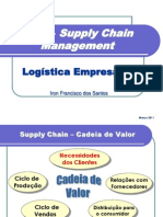 LOG 2011 01 - Logistica e Supply Chain