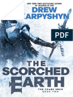 The Scorched Earth by Drew Karpyshyn, 50 Page Fridays