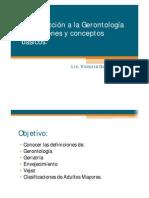 1 Conceptos Basicos Gerontologia Geriatria