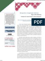Dulley e Janequine - Etnografia e Imaginação Histórica - 2010
