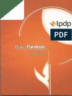 Buku Panduan LPDP 2014