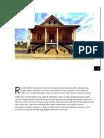 Filosofi Arsitektur Rumah Adat Gorontalo