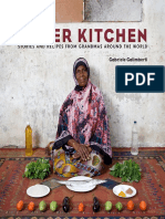 In Her Kitchen by Gabriele Galimberti - Excerpt