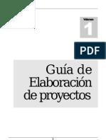 Guia de Proyectos Con Formato