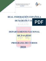 Proyecto de tai-jitsu para la española