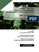 Aplikasi Teknologi Budidaya Philodendron