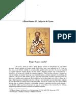 Fizica/chimia Sf. Grigorie de Nyssa