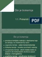 1.1 - Prokarioti i Eukarioti