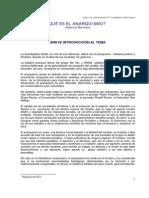 Qué Es El Anarquismo - Federica Montseny