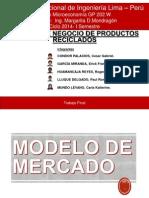 Trabajo_Sistema de Negocio de Productos Reciclados UNI