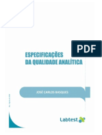 Especificacoes Da Qualidade Analitica Rev. Agosto 2009
