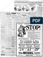 1920 Scheduling